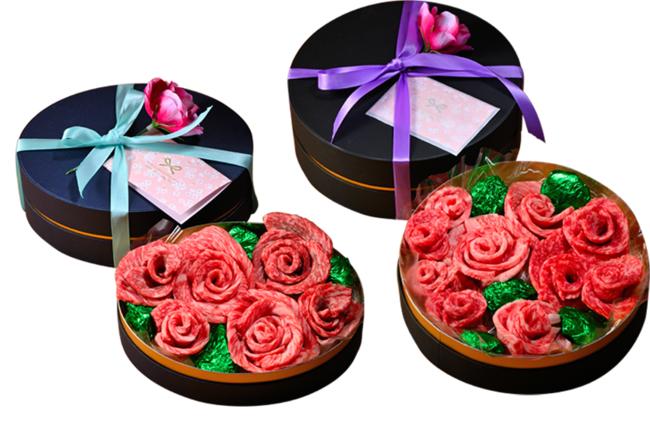 母の日・父の日にお花に見立てたギフトボックスをお贈りしませんか?