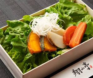 有機減農サラダ